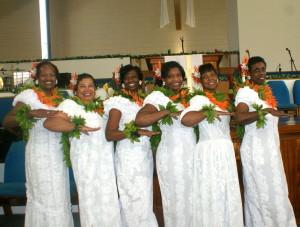 Hula Ministry