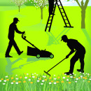 church-groundskeeper